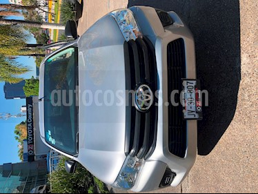 Foto venta Auto usado Toyota Hilux Cabina Sencilla Ac (2017) color Plata precio $289,000