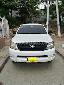 Toyota Hilux CD 4x2 STD  usado (2008) color Blanco precio $45.000.000
