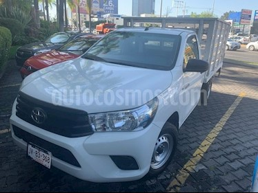 Foto venta Auto usado Toyota Hilux Chasis Cabina (2018) color Blanco precio $279,000
