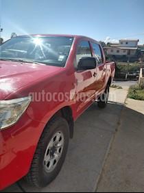 Toyota Hilux 2.5 4X4 Cabina Doble DX usado (2014) color Rojo precio $8.500.000