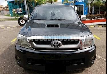 Toyota Hilux 3.0L 4x4 SRV DC Diesel  usado (2011) color Negro precio $45.000.000