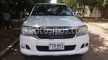 Toyota Hilux 2.5L 4x4 DC Diesel  usado (2019) color Gris precio u$s6.500