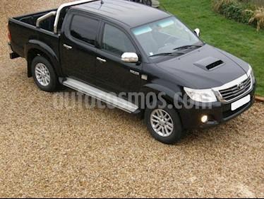 Toyota Hilux DobCab4x4STDPub usado (2010) color Negro precio $13.500.000