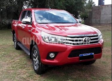 Foto venta Auto usado Toyota Hilux DLX 2.8 D/C  4x4 A/A - D/H (2016) color Rojo precio $1.270.000