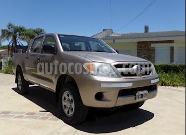 Foto venta Auto Usado Toyota Hilux DLX 2.8 D/C  4x4 A/A - D/H (2007) color Beige precio $480.000