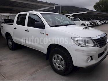 Foto venta Auto usado Toyota Hilux DLX 2.8 D/C  4x4 A/A - D/H (2012) color Blanco precio $635.500