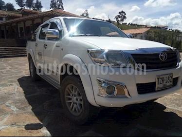 Foto Toyota Hilux DobCab4x4LujPub usado (2013) color Blanco precio $70.000.000