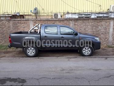 Toyota Hilux DX 2.5 Diesel 4X2 Cabina Doble usado (2013) color Gris Oscuro precio $10.500.000