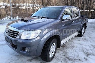 Toyota Hilux 4x4 CD SR usado (2012) color Gris precio u$s5.900
