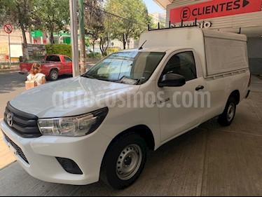 Toyota Hilux Chasis Cabina usado (2016) color Blanco precio $230,000