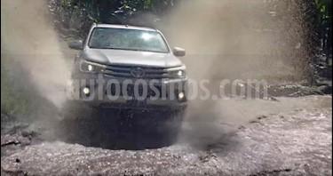 Toyota Hilux Cabina Doble SR nuevo color Blanco precio $419,900