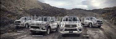 Toyota Hilux Cabina Doble Base nuevo color Blanco precio $379,000