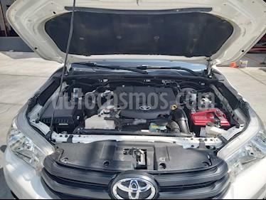 Toyota Hilux Cabina Doble Diesel 4X4 usado (2018) color Blanco precio $340,000