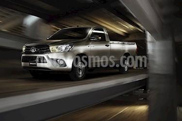 Toyota Hilux Cabina Sencilla nuevo color Blanco precio $342,100