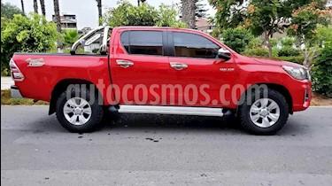 Toyota Hilux 3.0L TD 4x4 C-D SRV usado (2019) color Rojo precio $8,400