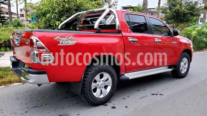 Toyota Hilux 3.0L TD 4x4 C-D SRV usado (2019) color Rojo precio u$s23,500