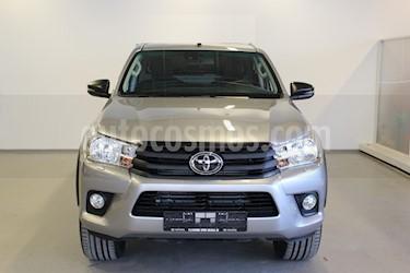 Toyota Hilux 2.4L Tdi 4x4 CD  usado (2019) color Gris Oscuro precio u$s12,500