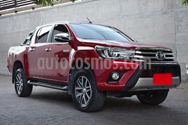 Toyota Hilux 3.0L TD 4x4 C-D SRV usado (2017) color Rojo precio u$s17,000