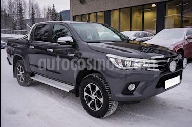 Toyota Hilux 2.8L Tdi 4x4 CD SR usado (2016) color Gris precio u$s12,500