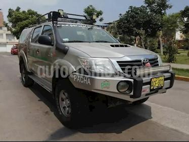 Toyota Hilux 2.4L Tdi 4x4 CD  usado (2013) color Gris precio u$s5,200