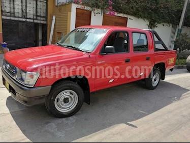 Toyota Hilux 2.5L TD 4x4 C-S usado (1998) color Rojo precio $1,500
