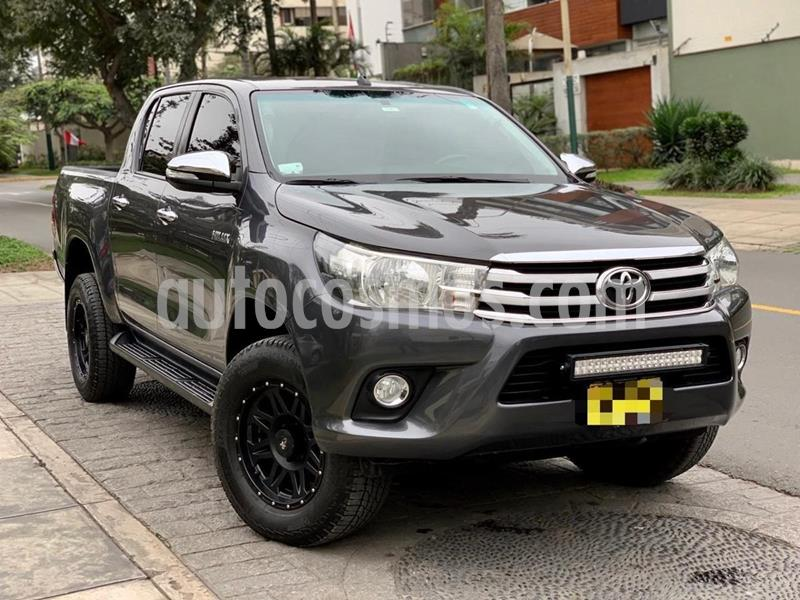 Toyota Hilux 4x4 C-S Diesel usado (2017) color Gris precio u$s16,500