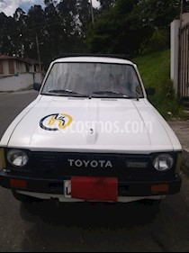 Toyota Hilux Pickup 4x2  usado (1980) color Blanco precio u$s6.500