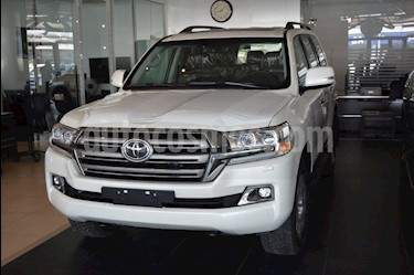 Foto venta Carro Usado Toyota Land Cruiser 200 4.5L Elite Diesel  (2018) color Blanco precio u$s65.000