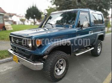 Toyota Land Cruiser  76  usado (1986) color Azul precio $19.500.000