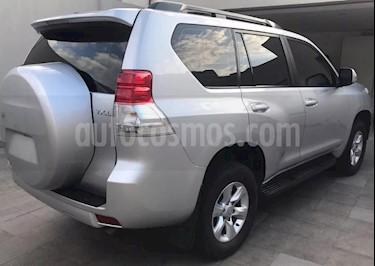 Toyota Land Cruiser Prado TX-L 2.7L Aut usado (2013) color Plata precio $11,900