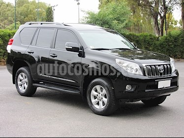 Foto venta Auto usado Toyota Land Cruiser Prado TXL Aut (2012) color Negro precio $1.190.000
