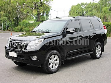 Foto venta Auto usado Toyota Land Cruiser Prado TXL Aut (2012) color Negro precio $980.000