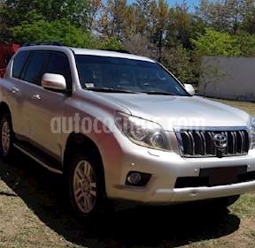 Foto venta Auto usado Toyota Land Cruiser Prado VX Aut (2013) color Gris Plata  precio $2.150.000