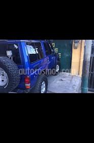 Toyota Macho Ch. Corto LX 4x4 usado (2007) color Azul precio u$s16.300