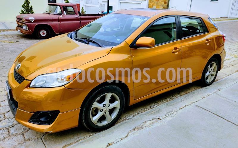 Toyota Matrix XR Aut usado (2009) color Naranja Metalico precio $95,000