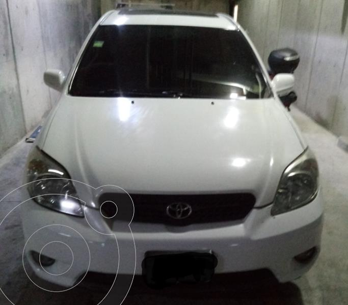 Toyota Matrix XRS usado (2008) color Blanco precio $105,000