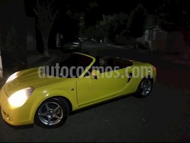 Toyota MR2 1.8L Spyder - Toldo Lona usado (2006) color Amarillo precio $230,000