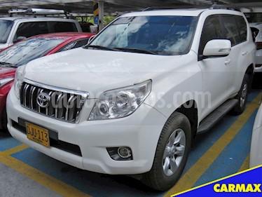 Foto venta Carro usado Toyota Prado 2.7L Sumo TX-L    (2013) color Blanco precio $129.900.000