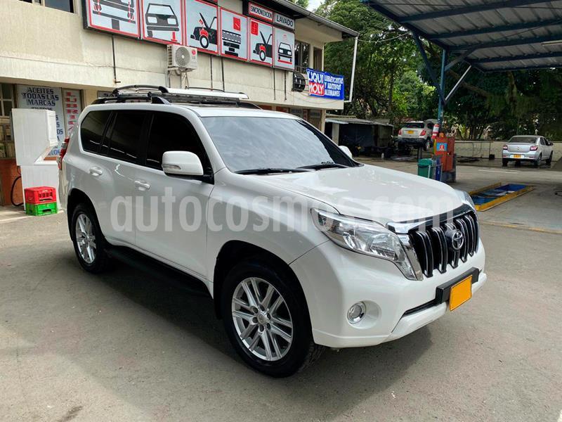 Toyota Prado 3.0L TX  usado (2015) color Blanco Perla precio $165.000.000