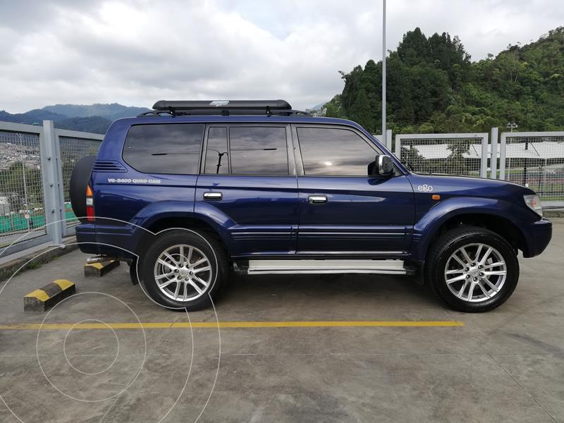Toyota Prado 5 Puertas 3.4  usado (2006) color Azul precio $57.000.000