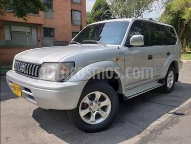 Toyota Prado 5 Puertas 3.4 AT usado (2004) color Plata precio $40.500.000