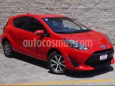 Foto venta Auto usado Toyota Prius C 1.5L (2018) color Rojo precio $288,000