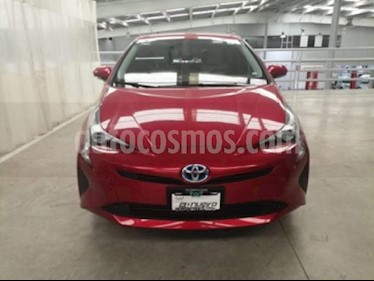 Toyota Prius C 1.5L usado (2018) color Rojo precio $345,000