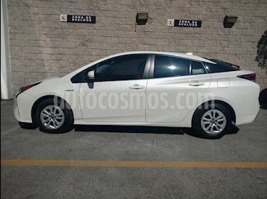 Foto venta Auto usado Toyota Prius C 1.5L (2018) color Blanco precio $395,000
