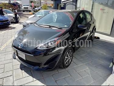 Foto venta Auto usado Toyota Prius C 1.5L (2018) color Negro precio $299,400