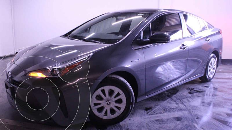 Foto Toyota Prius C BASE usado (2019) color Gris precio $340,000