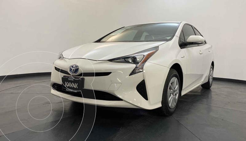 Toyota Prius C BASE usado (2016) color Blanco precio $259,999