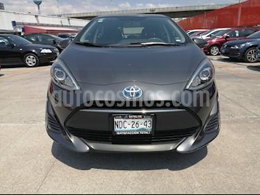 Toyota Prius C 1.5L usado (2018) color Gris Metalico precio $271,000