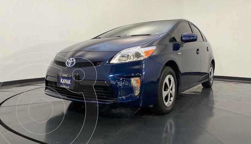 Toyota Prius C BASE usado (2015) color Azul precio $212,999