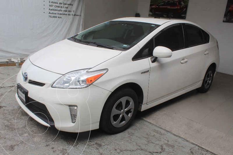 Foto Toyota Prius C BASE usado (2015) color Blanco precio $205,000